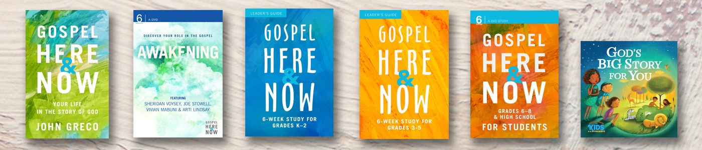Gospel Here and Now