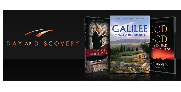 Day of Discovery DVDs